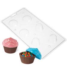 matrita ciocolata cupcakes