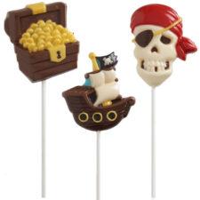 matrita ciocolata pirat
