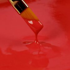 Paint It - Product Shot - Brush - Red