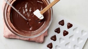 Temperarea ciocolatei